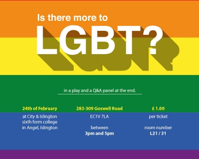 Is there more to LGBT?