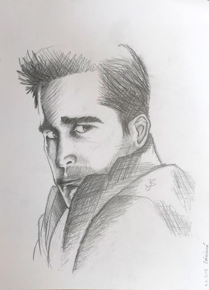 portret-ceruza