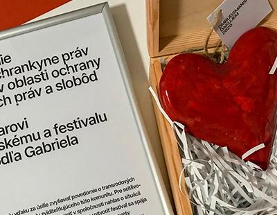 """""""Ombudsmanské ďakujem 2020"""" pre festival Svet podľa Gabriela"""